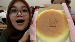 NYOBAIN UNCLE TETSU CHEESECAKE VS ORIGINAL CAKE DI MALAYSIA | FATYABIYA
