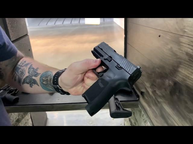 Range Gun - Sig Sauer P320 .45ACP
