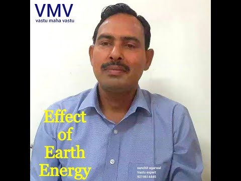 Effect of Earth energy in our life
