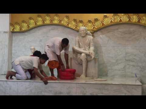 Mangal Snaan at Sai Upvan Mandir