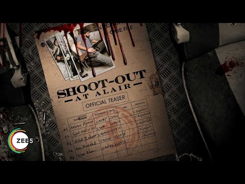 Shoot-out at Alair Web Series Motion Poster