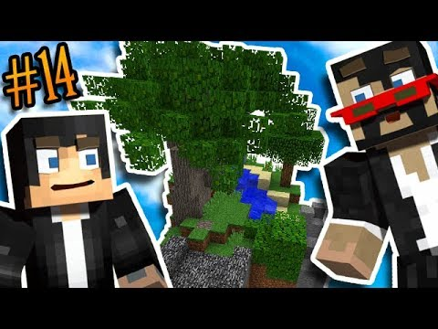 Minecraft: TAKING A BIG RISK - Skybounds Ep. 14