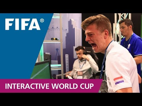 FIWC 2017 - Re-live selected Group Stage Matches (TV Present