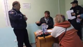 """Арест голодающих дольщиков ГК """"Город"""""""