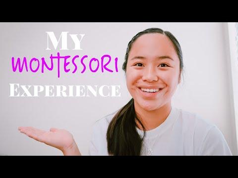 My Montessori Experience