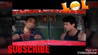 Amir khan johnny lever best comedy scene mela movie