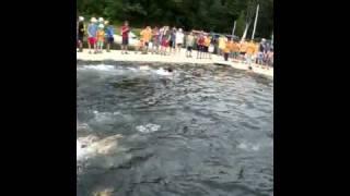 Scouts Medley Swim (Haliburton 2010)