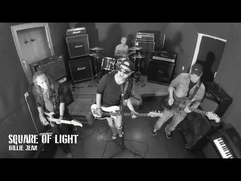Square Of Light - Billie Jean (Rock Version Cover)