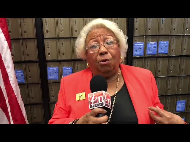 Maria Luna apoya a Robert Jackson al Senado estatal por el distrito 31