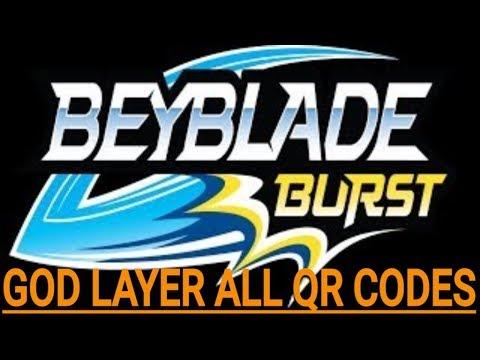 Beyblade burst app all qr codes of god generation | Beyblade burst evolution| qr codes