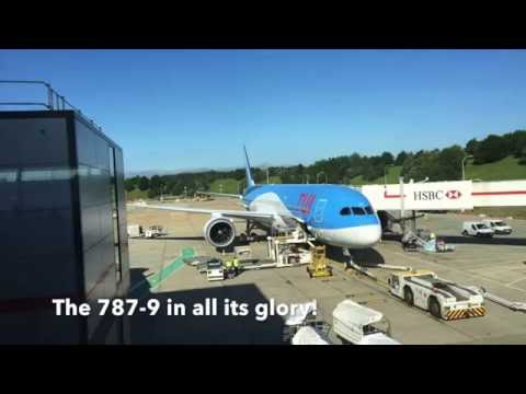 FLIGHT REPORT | Thomson Airways Boeing 787-9 Economy | LGW- CUN