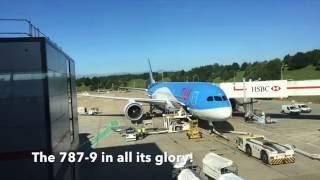 FLIGHT REPORT | Thomson Airways | Boeing 787-9 Economy | LGW- CUN thumbnail