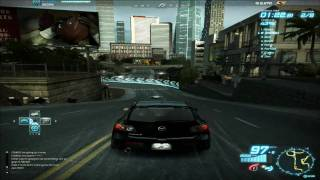 Need For Speed World Online HD 1080p! MAX SETTINGS!