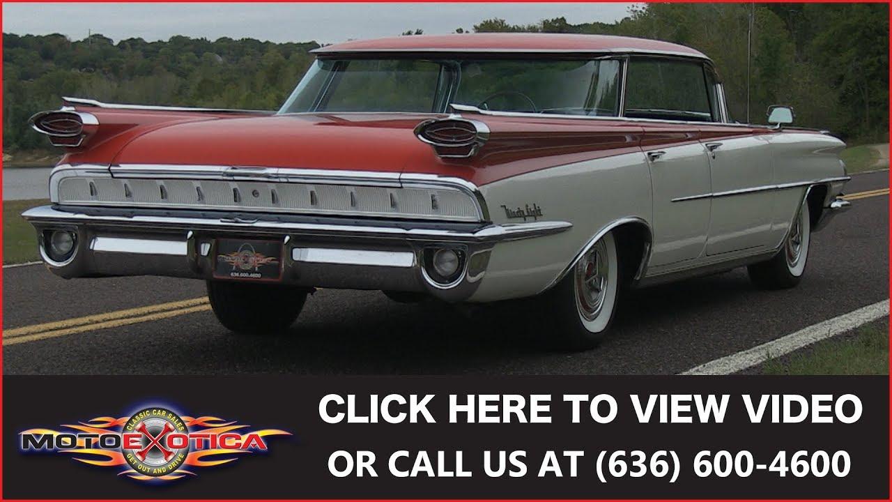 1959 Oldsmobile 98 Holiday Sedan Sold Youtube
