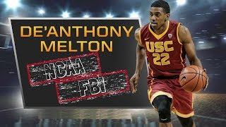 Overcoming the NCAA Scandal & FBI!! Player's Journey to the NBA!! Houston Rockets G DeAnthony Melton