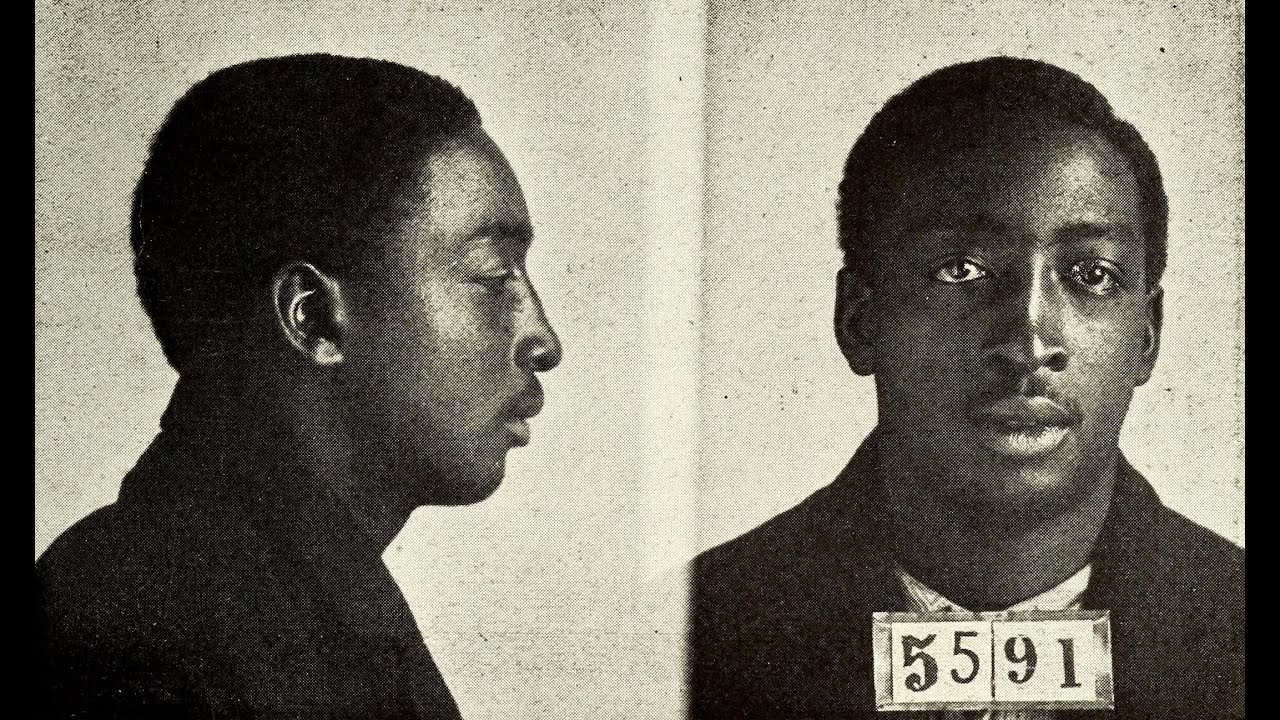 Vintage Mugshots of American Criminals From the 1900's and 1910's: Part 8