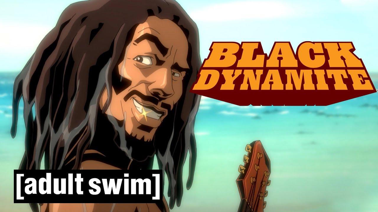 Black Dynamite | How Honeybee Got Her Groove Back | Adult Swim UK 🇬🇧
