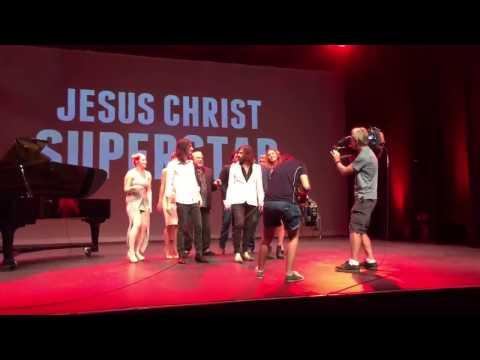 Altiyan Childs - Jesus Christ Superstar publicity video.
