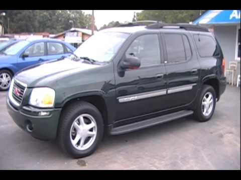 2003 gmc envoy xl slt awd 4x4 youtube. Black Bedroom Furniture Sets. Home Design Ideas