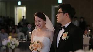 대전 유성호텔 웨딩홀 본식dvd 웨딩영상 하이라이트 포…