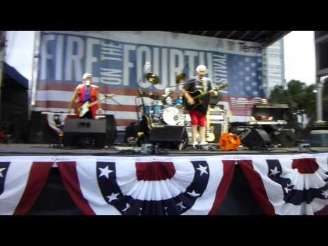 Dave Mason, We Just Disagree, Miami Beach, North Shore, 4th of July 2015