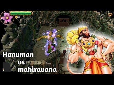 Hanuman vs mahiravana adventure Android...