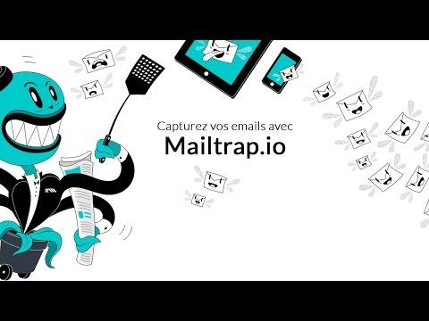Tutoriel Vidéo Mailtrap io