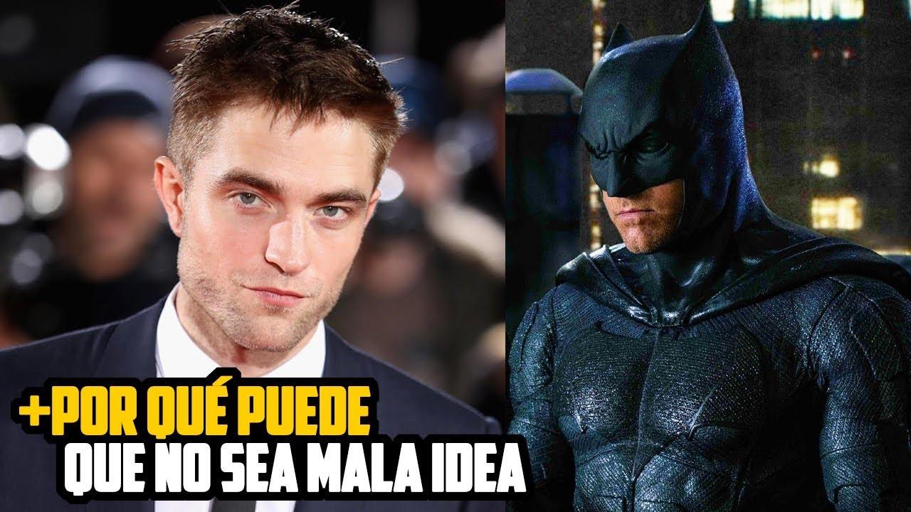 Y Pattinson? Ben Affleck vuelve a ser Batman en este trailer