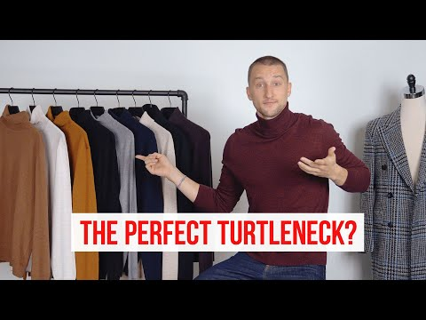 What Is The Best Turtleneck In Stores Right Now? | J. Crew, H&M, Uniqlo, Club Monaco?