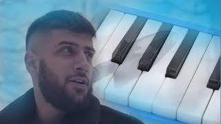 Reynmen - Derdim Olsun Melodika Notaları | Melodika Şarkıları