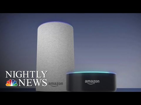 Theresa - WHAT? Alexa Employees Listen to Your Voice Recordings