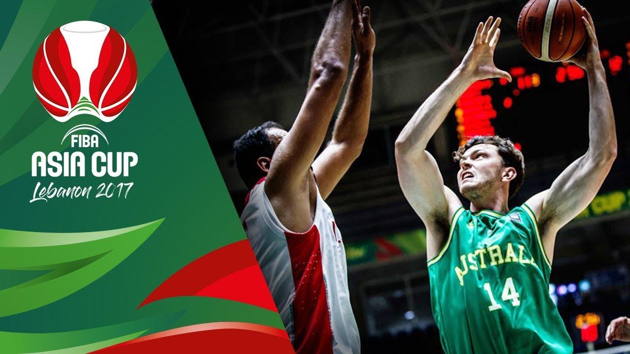 Iran v Australia - Full Game - Final
