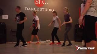 """Школа танцев """"SHUFFLE SCHOOL"""" - Занятие по Shuffle Dance и Cutting Shapes в Санкт-Петербурге"""