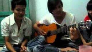 Ruou la ruou - bia la bia _ ghitar & singer : mr Dzung