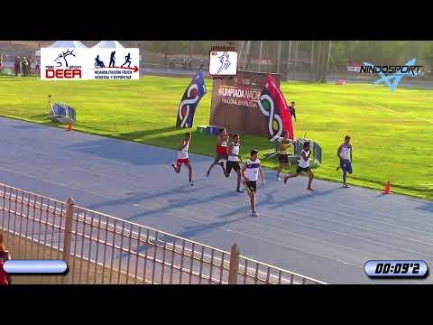 Olimpiada Nacional de Atletismo 2018 Día 1