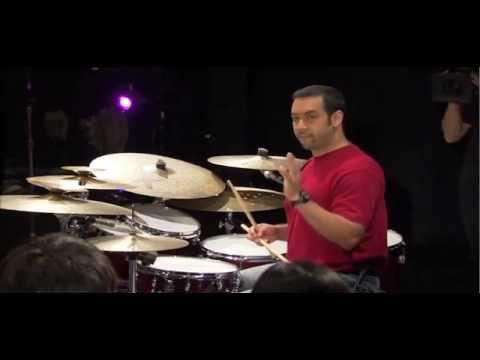 Antonio Sanchez   Independence   Latin Jazz   Drum Lesson