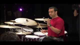 Antonio Sanchez   Independence   Latin Jazz   Drum Lesson