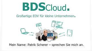 So funktioniert die BdS Cloud