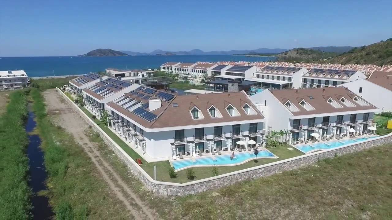 Jiva Beach Resort Youtube