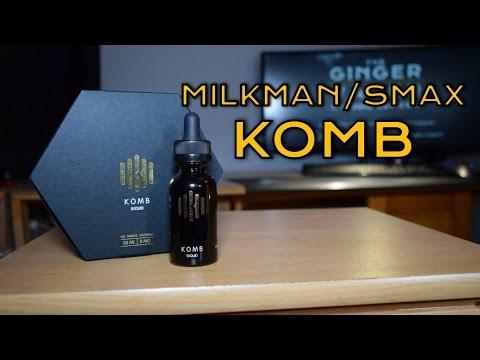 KOMB e-Liquid Review