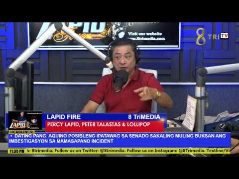 LAPID FIRE FEB 28 2017