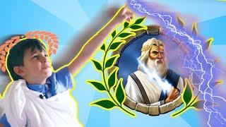 Игра Учеба История Греции искусство для детей KidarKit интерактивная игра дополненная реальность