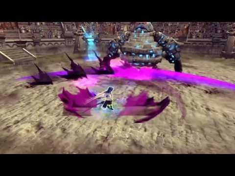 Dragon Nest Kirito SAO II Costume Mod + Violet Skill Effect - [Download Mod] - Dragon Nest INA