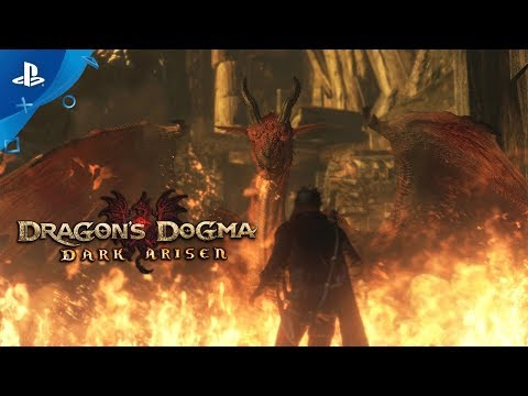 Dragon's Dogma: Dark Arisen - Launch Trailer | PS4