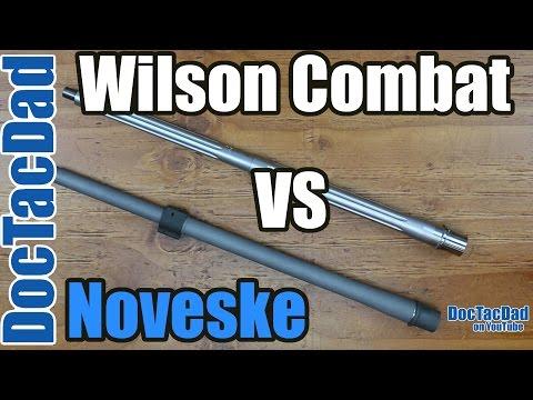 Wilson Combat vs Noveske
