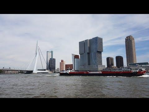 Rotterdam, Netherlands in 4K (UHD)