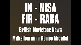 Movietone News In Maltese 1943
