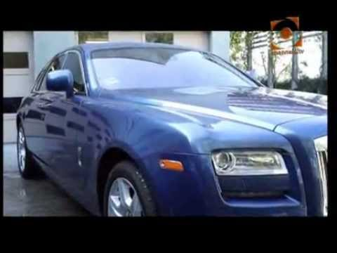 50 Cent Shows Off His Beverly Hills House & Cars