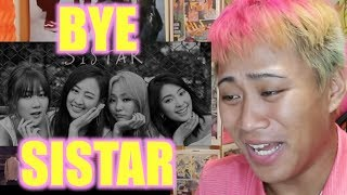 SISTAR LONELY IS BITTER SWEET (REACTION VIDEO)