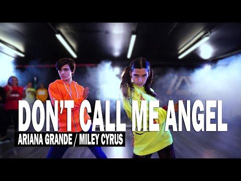 ARIANA GRANDE, MILEY CYRUS, LANA DEL REY – Don't Call Me Angel | Sabrina Lonis choreo | Street Dance